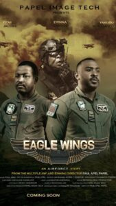 Nollywood Movie 'Eagle Wings' Premieres On March 12