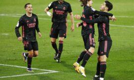 Real Madrid And Karim Benzema Dominate Celta Vigo