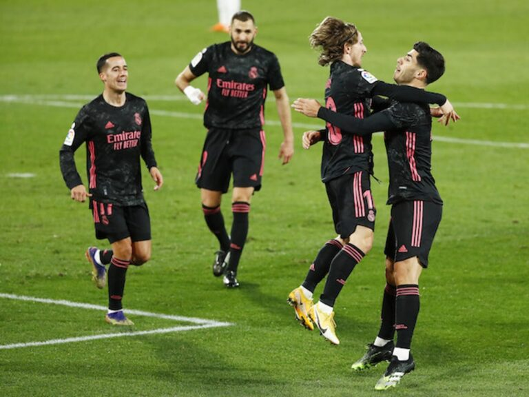 Read more about the article Real Madrid And Karim Benzema Dominate Celta Vigo