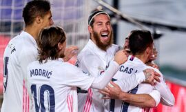 Real Madrid To Revive Their Hopes In The La Liga Race