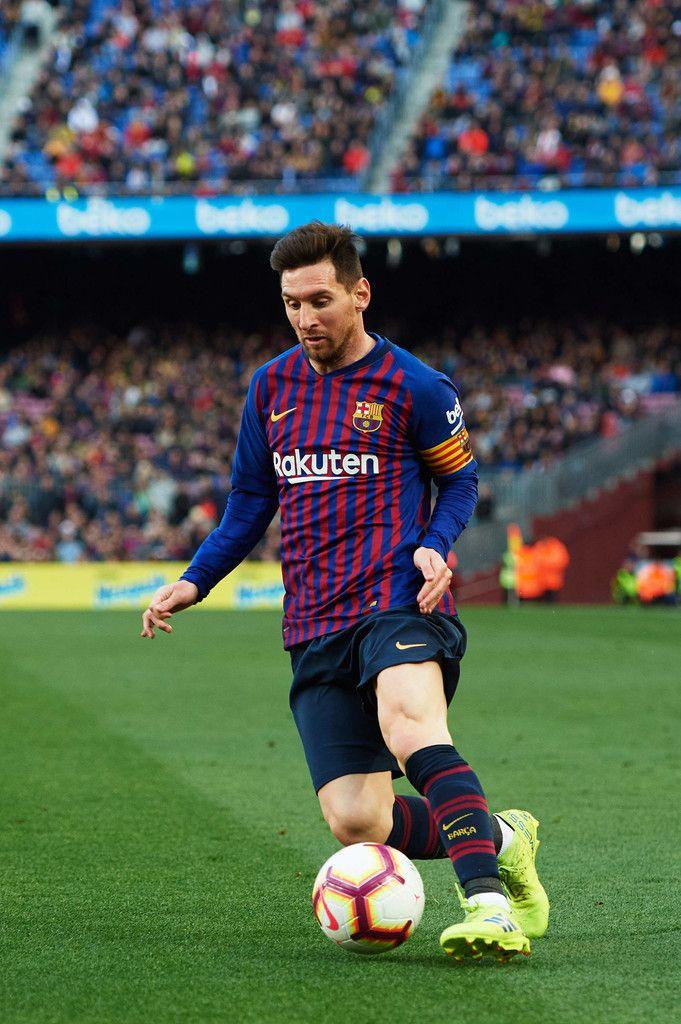 Lionel Messi Makes Decision On His Future At Barcelona