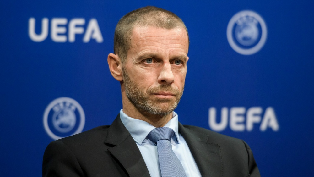 UEFA President Plans To Ban Clubs In The Super League