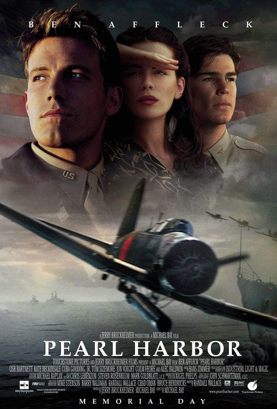 You are currently viewing Pearl Harbor At 20 – The Michael Bay War Drama