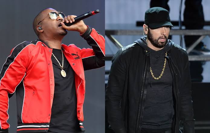 Read more about the article Nas And Eminem Feature In New Album 'Kings Disease II'